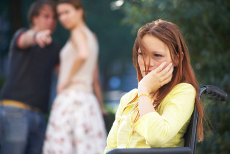 Bullying And Students With Disabilities >> How To Deal With Bullying And Special Needs Kids Sheknows