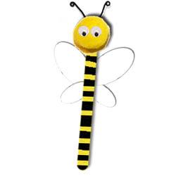 bumblebee bookmark