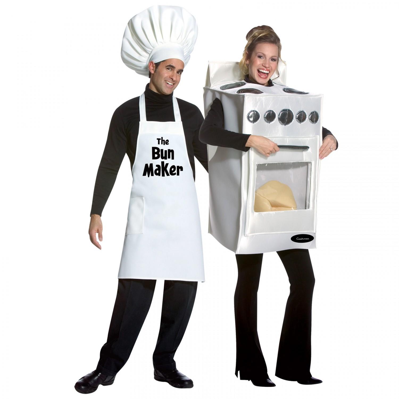 bun in oven costume