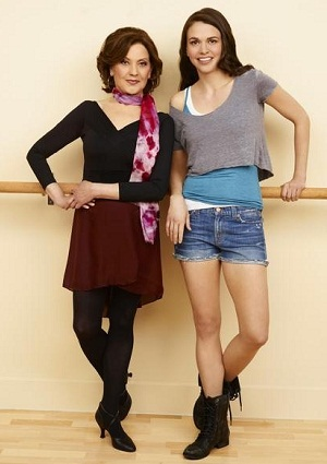 Bunheads' Michelle and Fanny