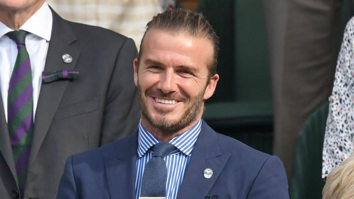 David Beckham Was All of Us