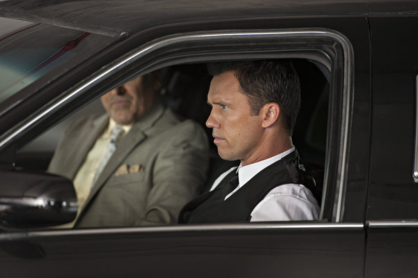 Burn Notice - Nature of the Beast