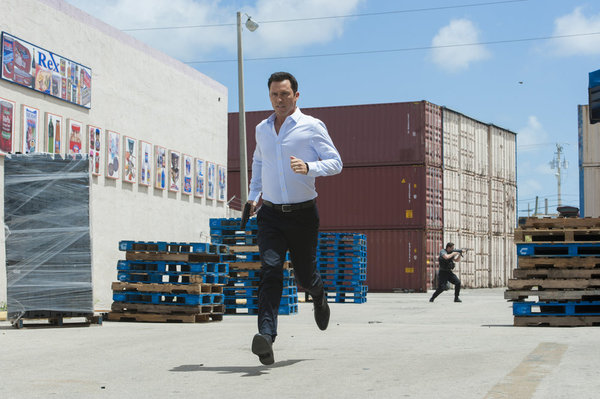 Burn Notice - Tipping Point