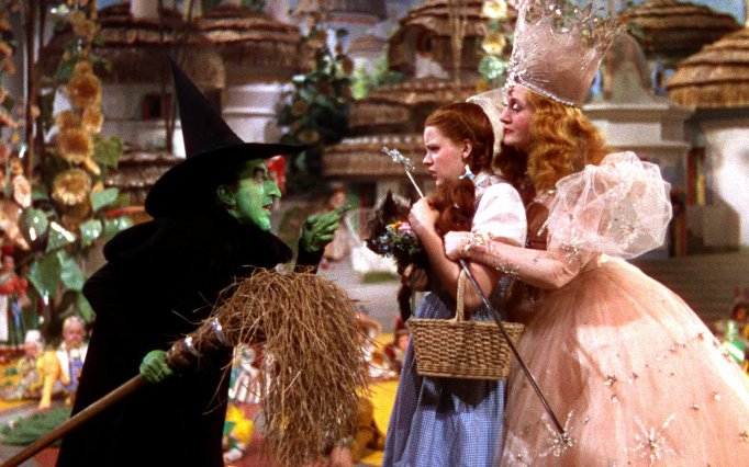 15 kids movies that send a terrible message: The Wizard of Oz