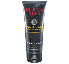 Burt's Bees Natural Skin Care for Men Shave Cream