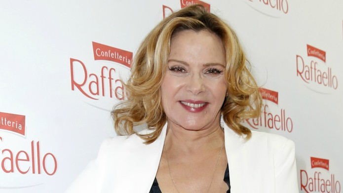 Kim Cattrall Mourns the Death of