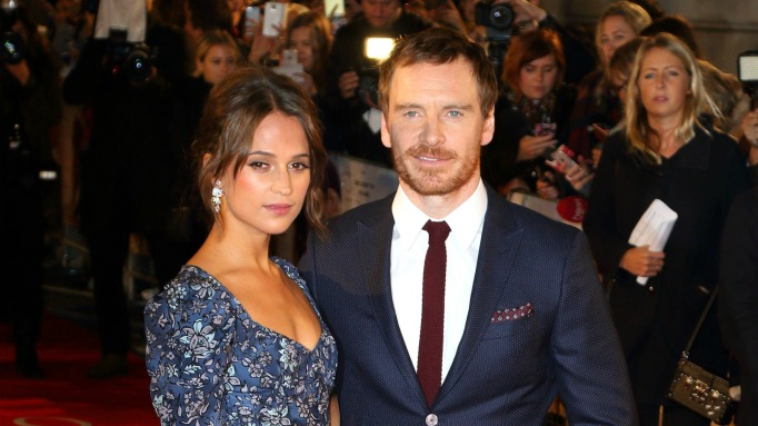 Celebs who could be engaged soon: Michael Fassbender & Alicia Vikander