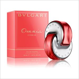 Bvlgari Omnia Coral Vapo Eau de Toilette Spray