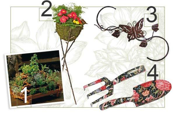 8 Outdoor and gardening accessories for