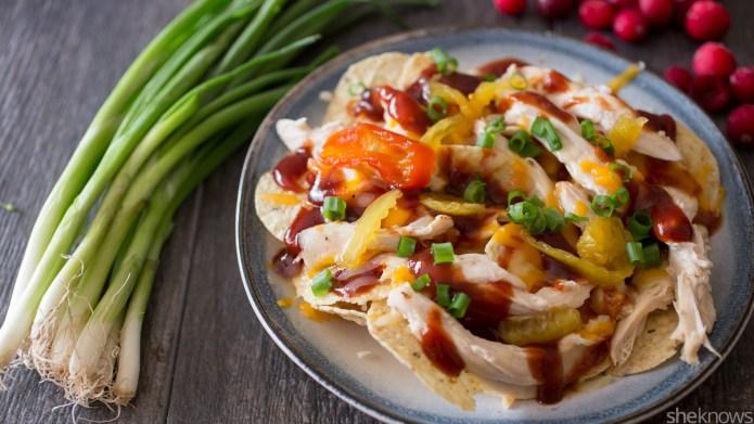 BBQ turkey nachos give new life