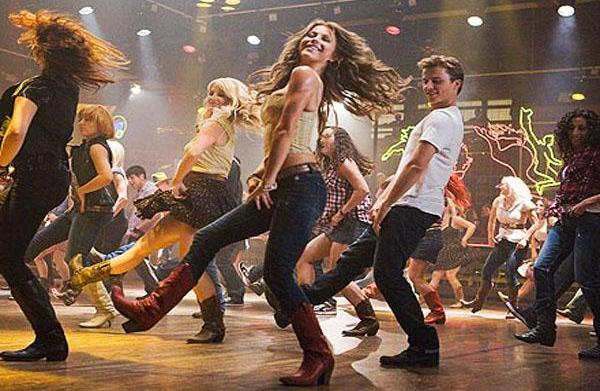 Get the Frye boots from Footloose