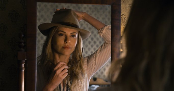 Charlize Theron in 'A Million Ways to Die in the West'