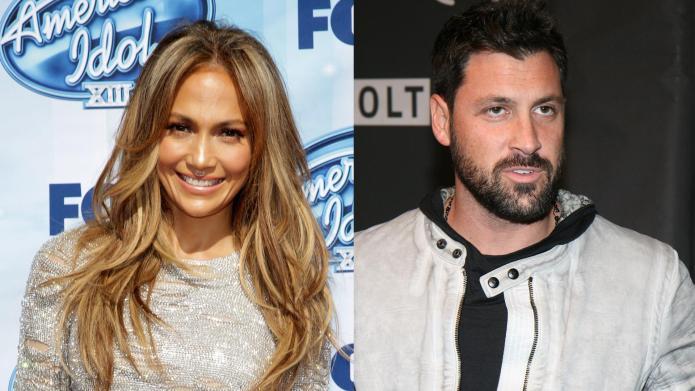 Jennifer Lopez, Maksim Chmerkovskiy reportedly dating