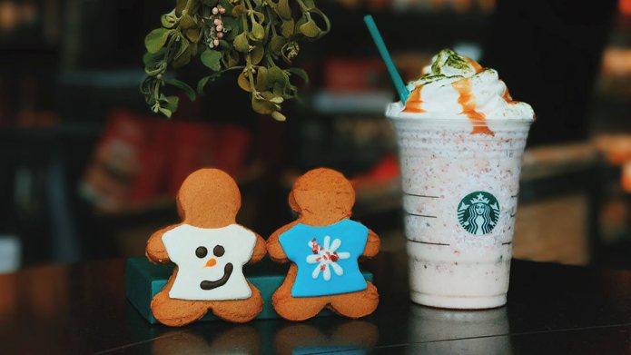 Starbucks' new Fruitcake Frappuccino is kind