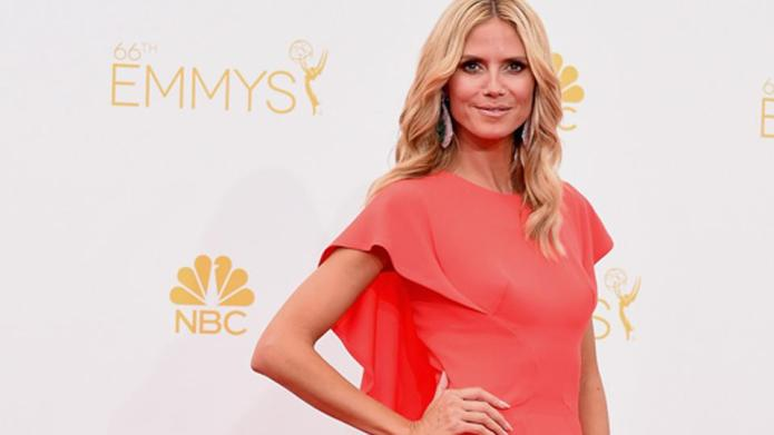 Red dresses dominated the 2014 Emmys