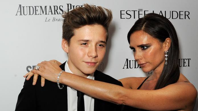 Victoria Beckham Is in Tears as