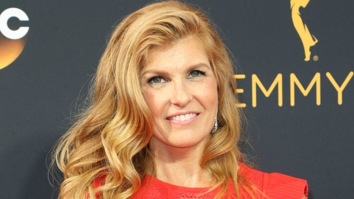 Connie Britton's setting up some big
