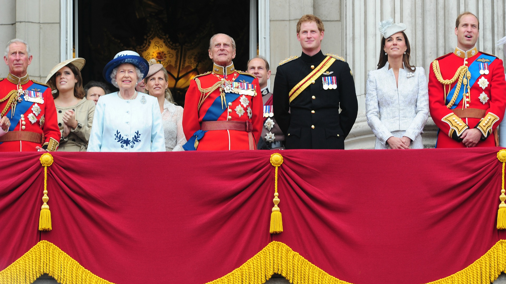 Royal family net worth and how they make their money