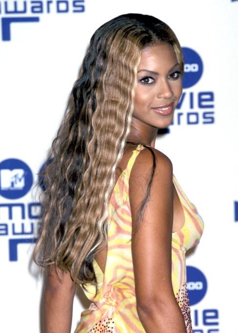 2001 Beyoncé