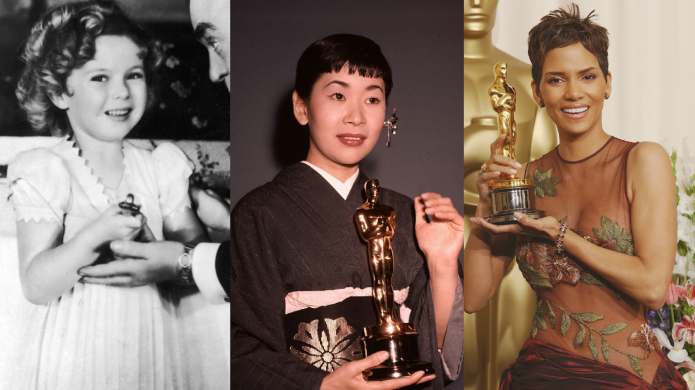 A Timeline of Historic Female Oscar