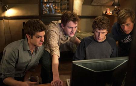 The Social Network continues box office