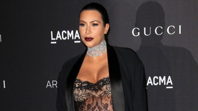 Kim Kardashian makes insensitive joke at
