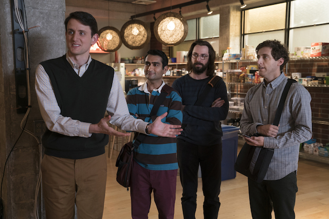 What's coming to HBO in 2018: 'Silicon Valley'