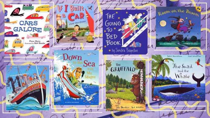 Favorite Rhyming Books for Little Poets