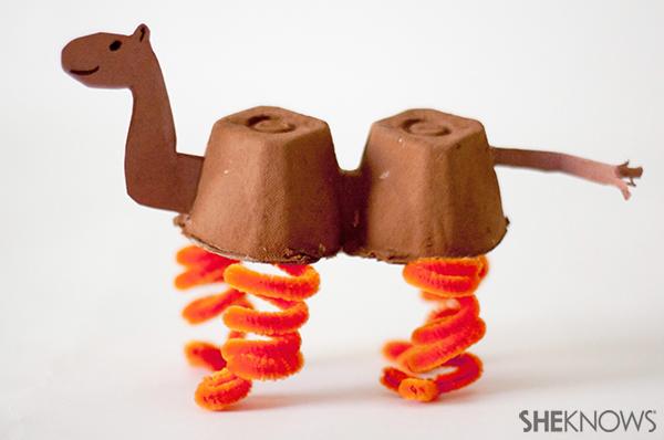 Camel animal craft | Sheknows.com