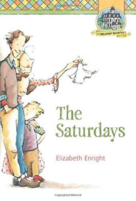 'The Saturdays' by Elizabeth Enright