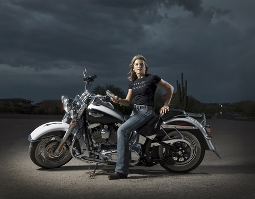 Harley-Davidson Women Riders
