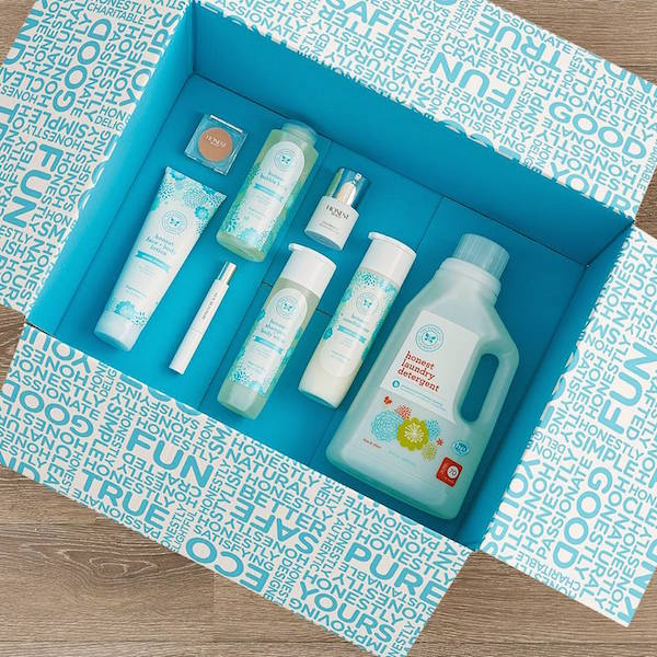 Best baby subscription boxes: The Honest Company