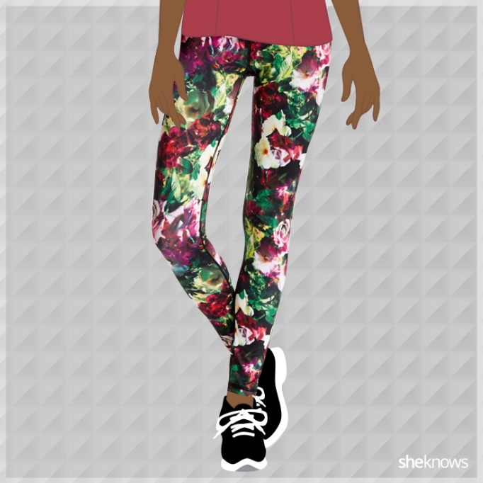 Betsey Johnson leggings