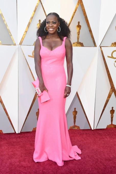 Viola Davis Oscars 2018