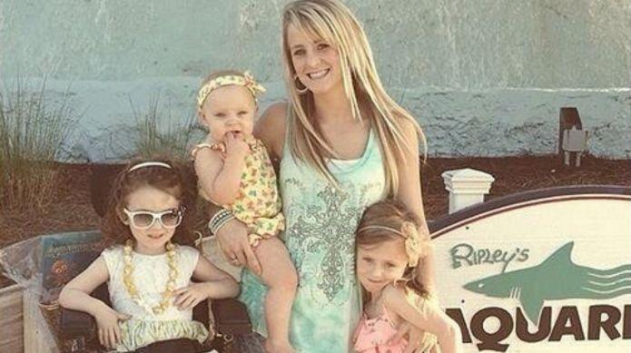 Teen Mom's Leah Calvert is finally