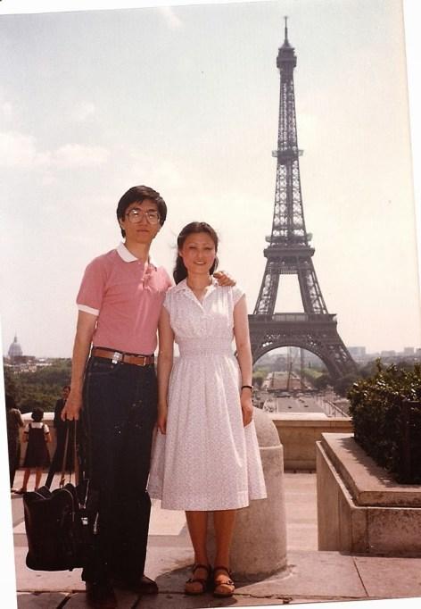Ariane Ling's mom
