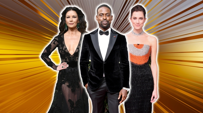 The Best-Dressed Celebs at the 2018