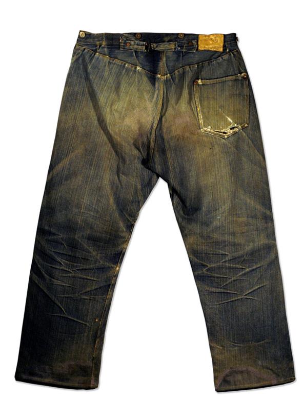 Jeans through the decades