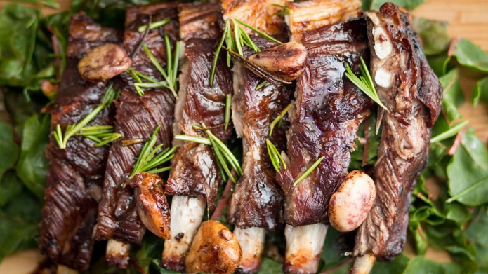 How to indulge in lamb without