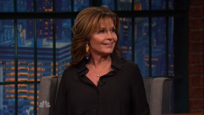 Sarah Palin's new TV show isn't