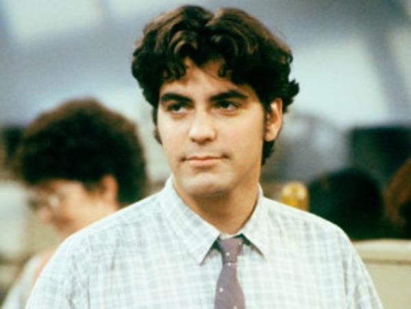 George Clooney in Roseanne