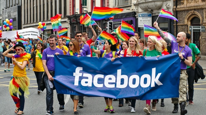 Your rainbow-coloured Facebook profile photo matters