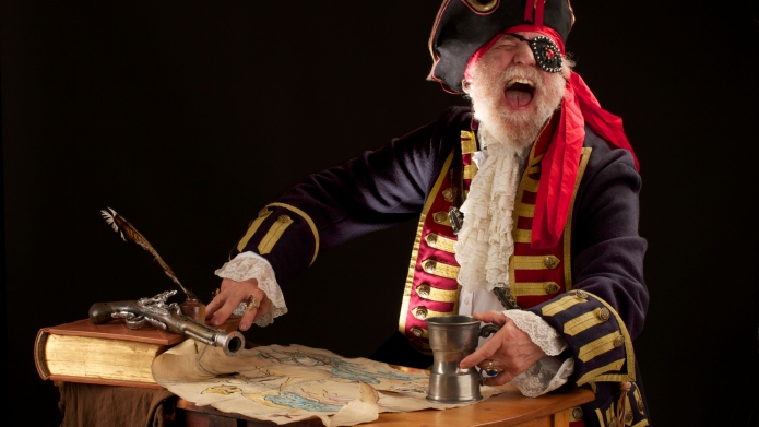 How to talk like a pirate: