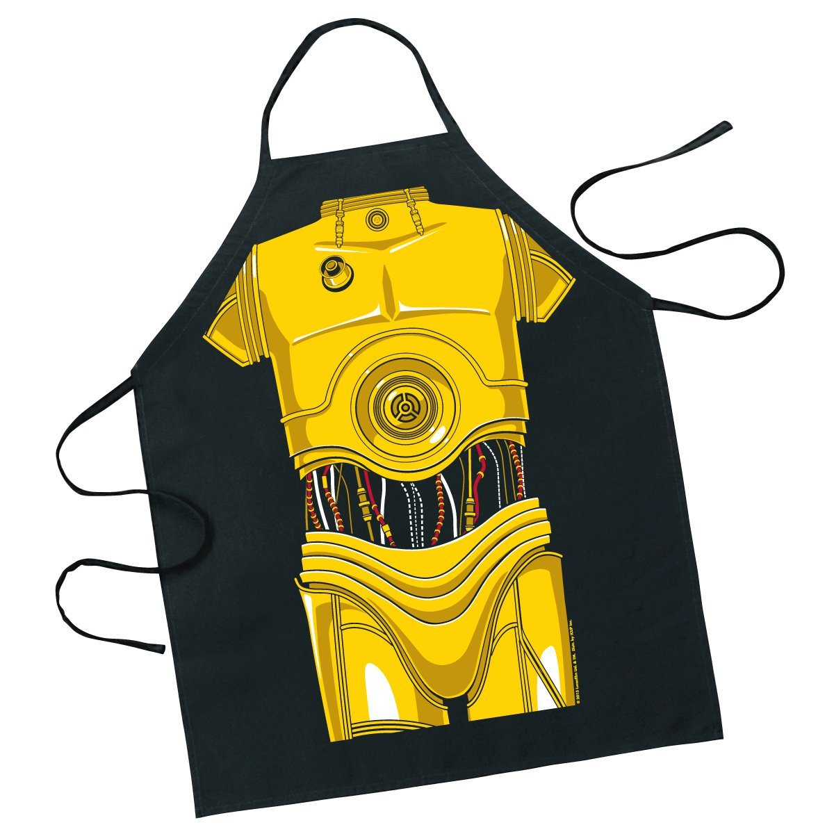 star wars c3p0 apron