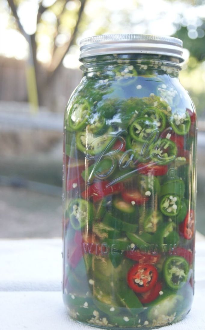 Fermented Jalapeño