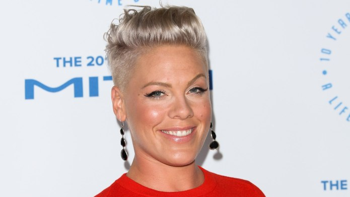 Pink's Post-Breast-Pumping Plans Are So Relatable
