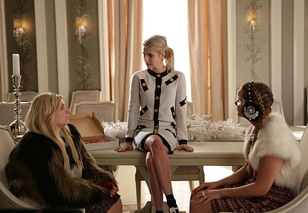 Chanel on Scream Queens