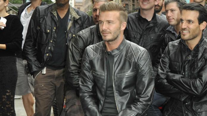 David Beckham, Simpsons talk Scottish independence