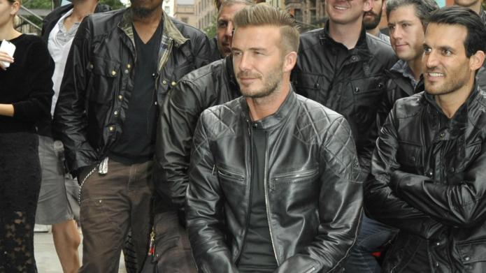 David Beckham, Simpsons talk Scottish independence