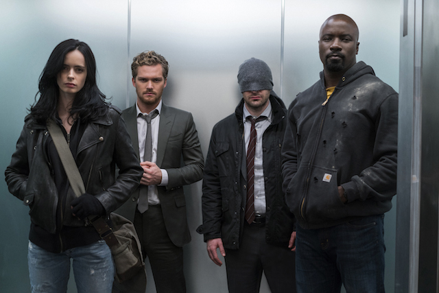 Ranking Netflix's summer releases: 'The Defenders'